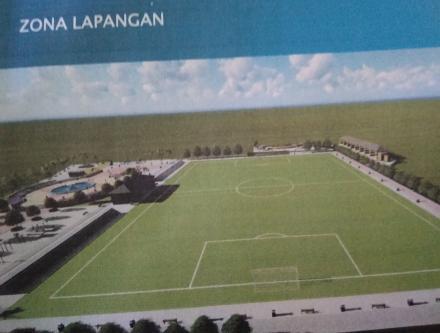 Pemaparan  Produk Desain Ruang Publik Tamanan dari Jurusan Perencanaan Wilayah dan Kota STTNAS Yogya