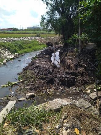 Mulainya Pembangunan Talud di Daerah Tegal Tamanan