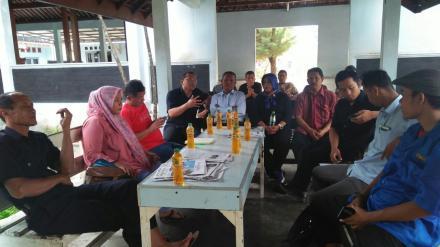 Rapat Persiapan Hari Jadi Desa Tamanan Yang ke 69 Tahun