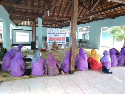 Syawalan IMP Desa Tamanan Dan Sosialisasi Program KB